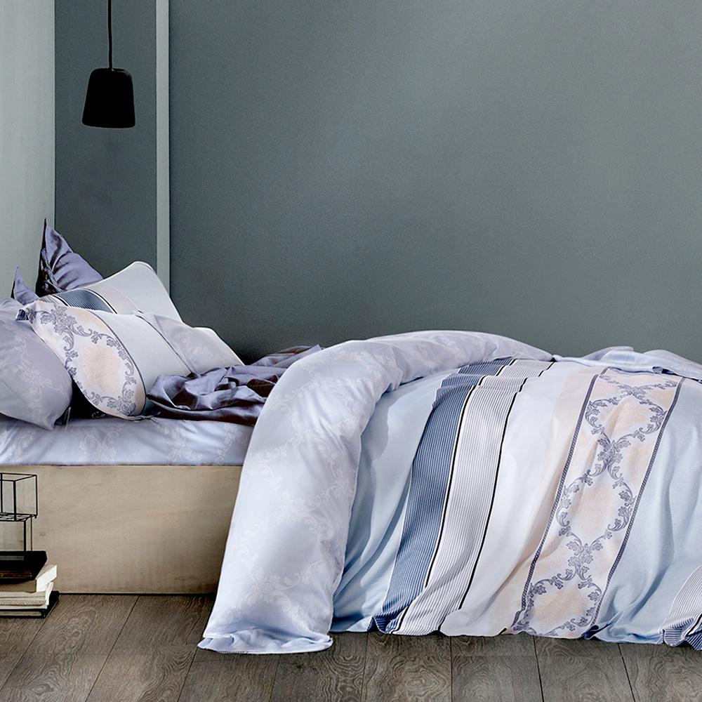 Lily Royal 天絲 六件式兩用被床罩組 特大 似水流年