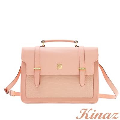 KINAZ-永恆戀曲多用後背包-英國王妃系列-快