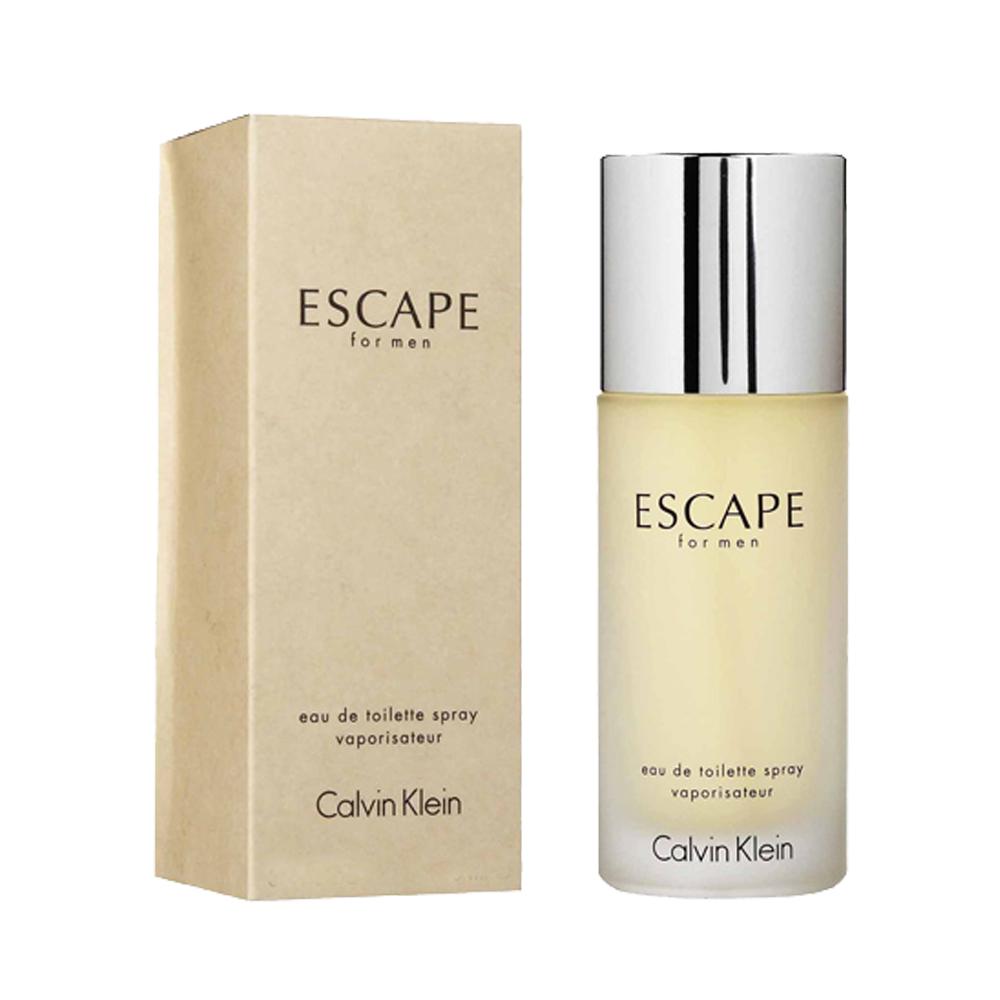 (嘉配)Calvin Klein卡文克萊 逃離男性淡香水50ml