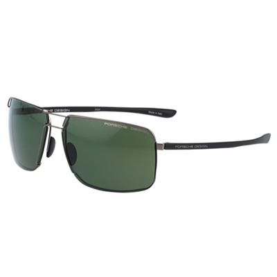Porsche Designs 保時捷- 太陽眼鏡(槍色)