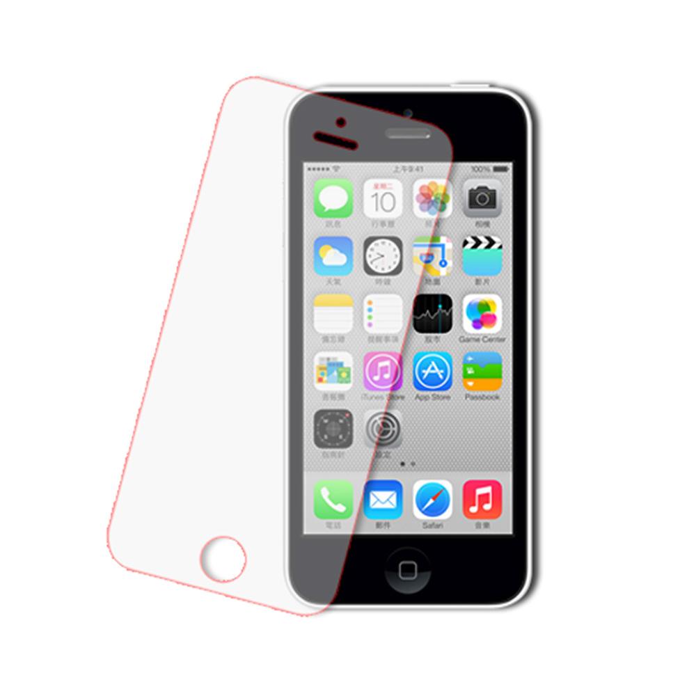 VXTRA APPLE iPhone5C 高透光亮面耐磨保護貼