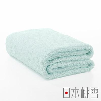 日本桃雪今治超長棉浴巾(水藍色)