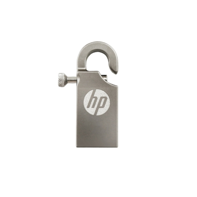 HP-32GB-USB2-0-掛勾金屬隨身碟-V2