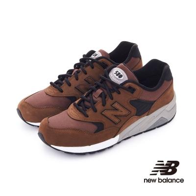 New Balance 580 復古跑鞋 男鞋 卡其 MRT580KB