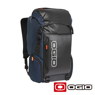 OGIO THROTTLE 15吋 高效能戶外後背包-藍色