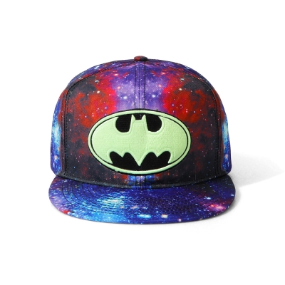 帽-蝙蝠星空棒球帽-CACO