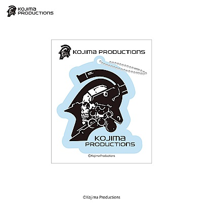 KOJIMA PRODUCTIONS 壓克力鑰匙圈