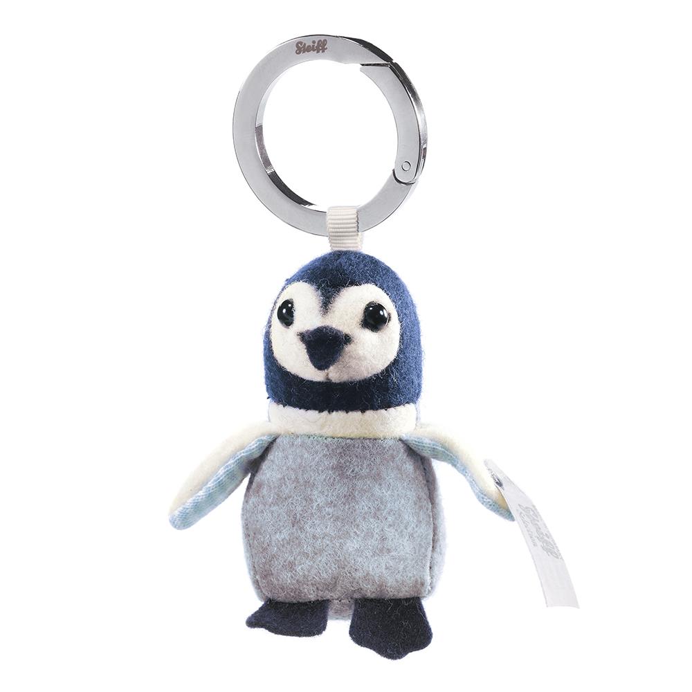 STEIFF德國金耳釦泰迪熊 - 海洋限定版 企鵝吊飾 (7cm)
