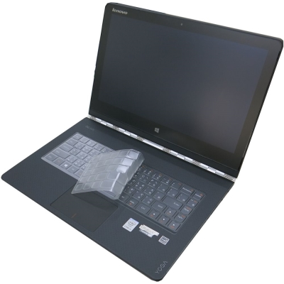 Ezstick Lenovo YOGA 2 PRO 13 專用 奈米銀抗菌TPU鍵盤膜