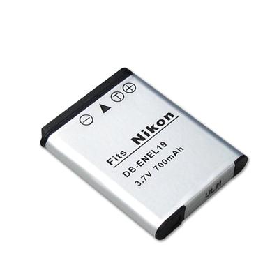 WELLY Nikon ENEL19 / EN-EL19 高容量防爆相機鋰電池