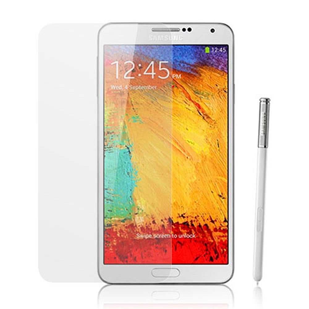 D&A Samsung Galaxy Note 3日本AAA頂級HC螢幕保護貼(鏡面抗刮)