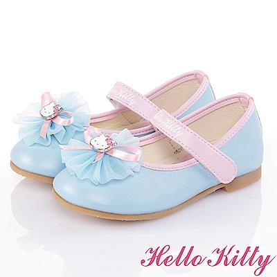 HelloKitty手工公主娃娃童鞋-水(15.5-19.5cm)