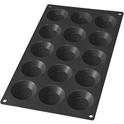 LEKUE 15格水果塔烤盤(黑)