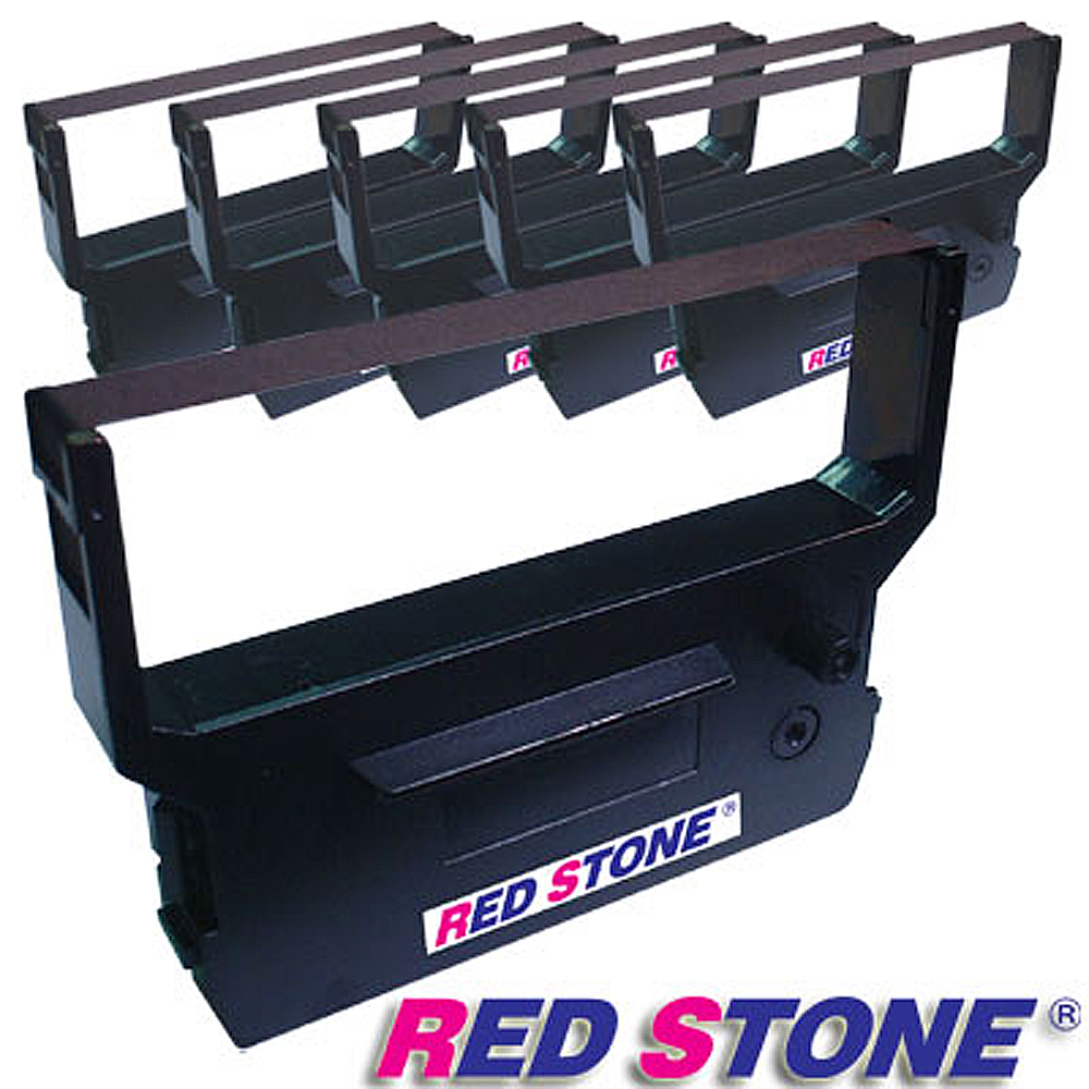 RED STONE for CITIZEN IR61收銀機色帶組(1組6入)紫色