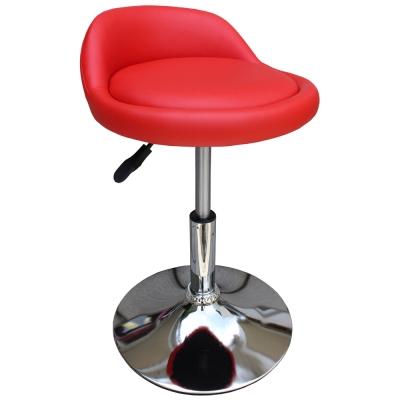 E-Style 高級PU皮革椅面-工作椅/洽談椅/餐椅(三色可選)2入/組-DIY