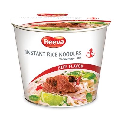 (買1送1)REEVA 越南瑞法河粉-牛肉風味(70g)