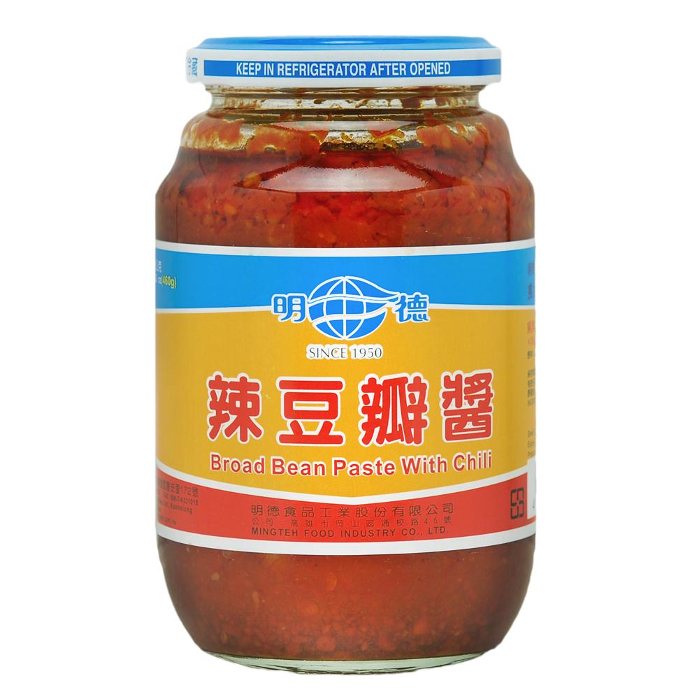 明德 辣豆瓣醬-大(460g)