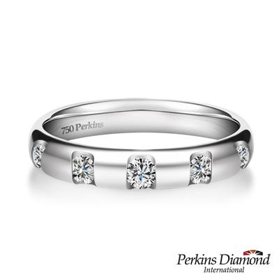 PERKINS 伯金仕 - DEAR系列 鑽石戒線戒