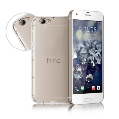 XM HTC One A9s 四角防護抗震氣墊保護殼