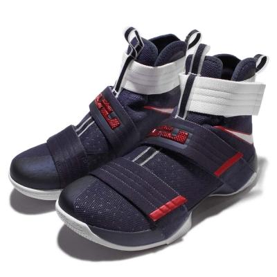 Nike 籃球鞋 LeBron Soldier 10 男鞋