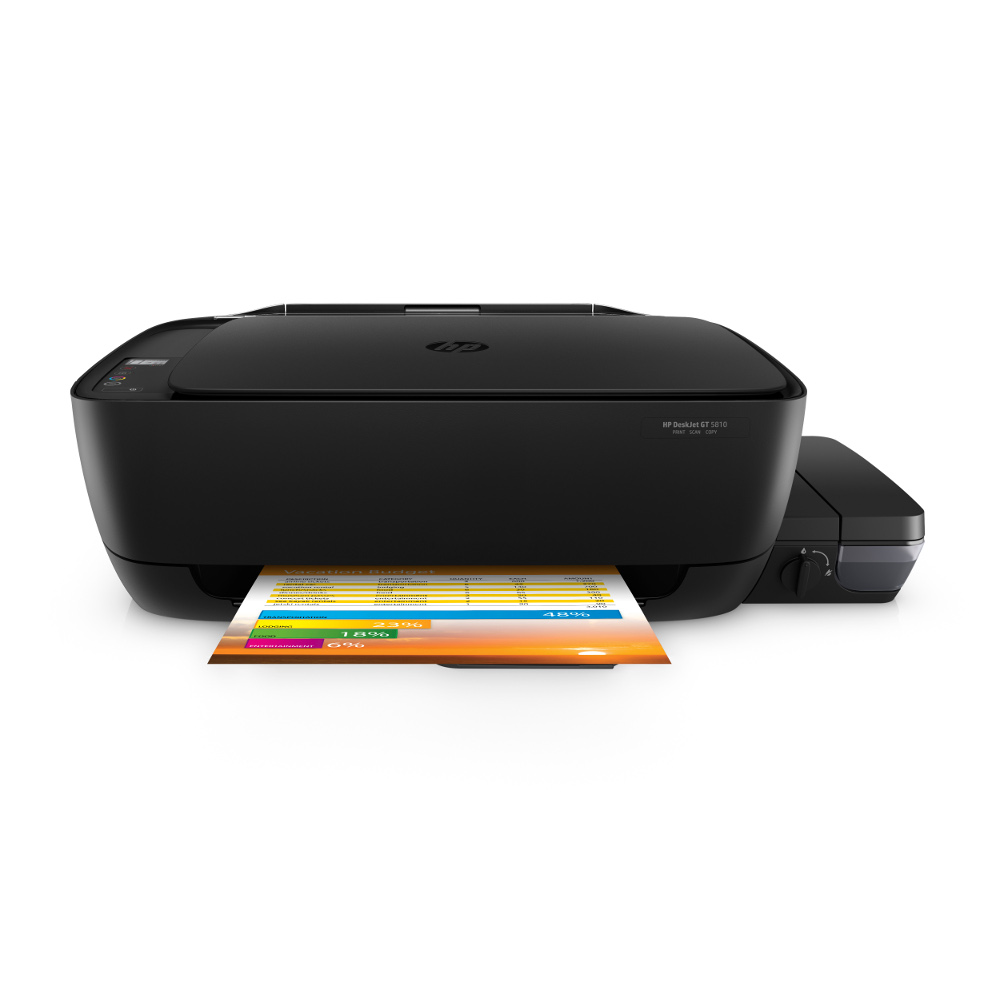 HP DeskJet GT 5810 連續供墨印表機(影印/列印/掃描)