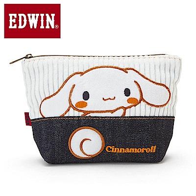 Sanrio 大耳狗喜拿*EDWIN聯名 化妝包 @ Y!購物