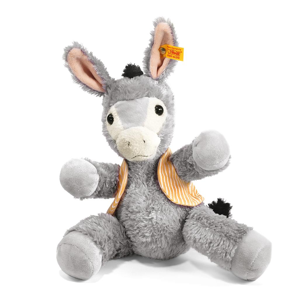 STEIFF德國金耳釦泰迪熊 - 好朋友系列 ISSY Donkey