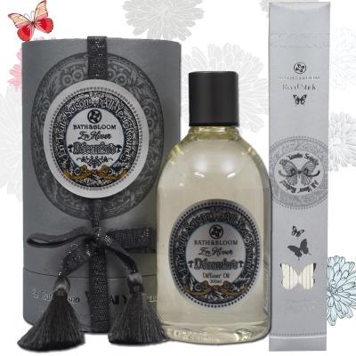 Bath & Bloom 蝶舞四季繽紛擴香精300ML-12月歡樂慶典
