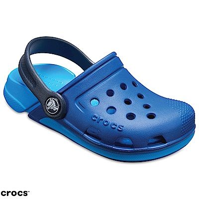 Crocs 卡駱馳 (童鞋) 伊萊克托三代克駱格 204991-43L
