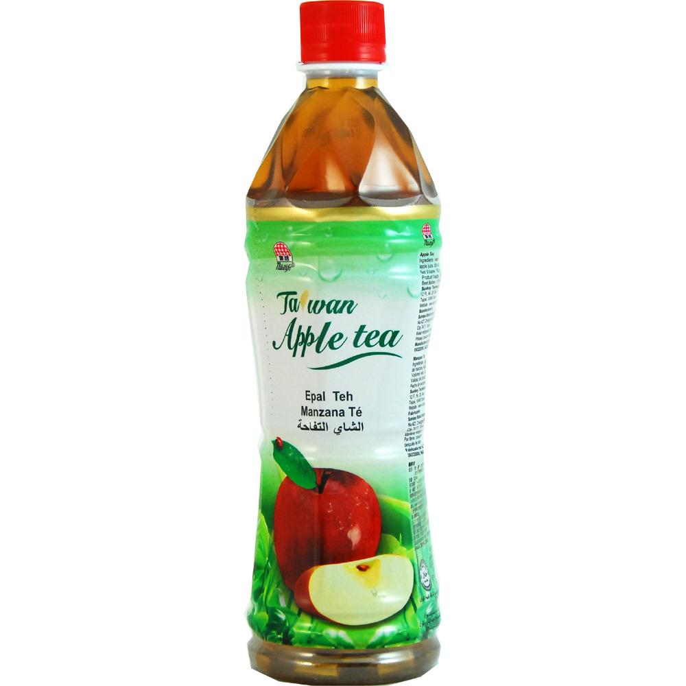 生活蘋果茶(520ccX24入)