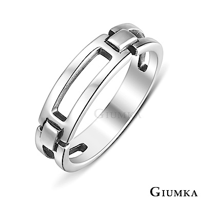 GIUMKA 925純銀情侶戒指尾戒 扣愛一世銀戒-共2款
