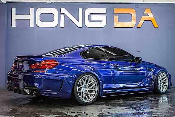 2013 BMW M6 無事故泡水無不法事情