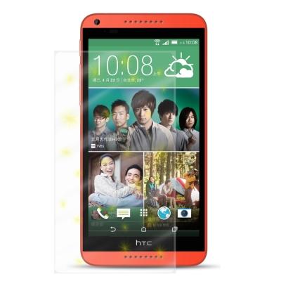 D&A HTC Desire 816專用日本頂級HC螢幕保護貼(鏡面抗刮-超值2組)