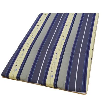 依文絲Aeneas 藍紋點點日式碳化便利床墊-加大6x6尺