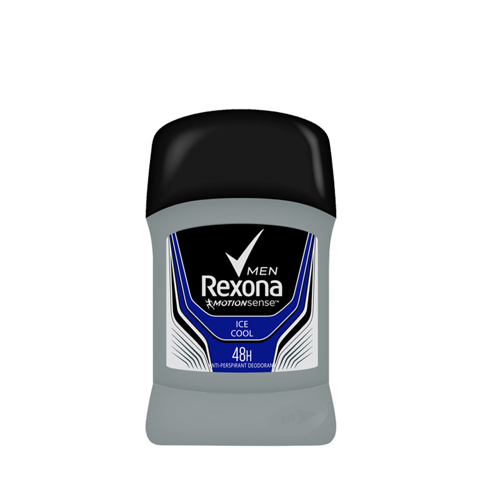 Rexona 蕊娜 男士專用制汗爽身膏 勁酷冰涼 40G