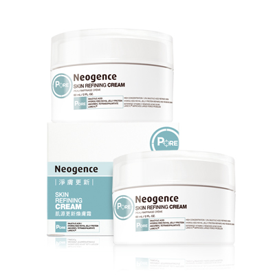 Neogence霓淨思-肌源更新煥膚霜60mL-2入組