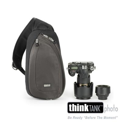 ThinkTank-TurnStyle10單肩斜背/腰包兩用相機背包(灰黑)-TS461