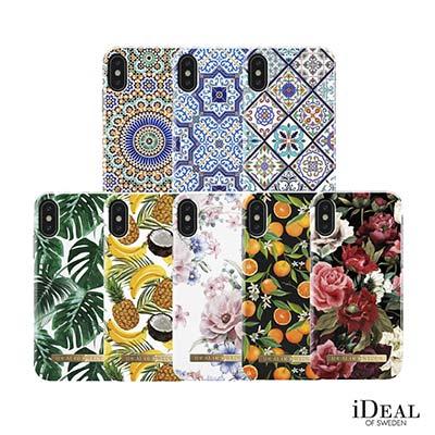 iDeal iPhone X/XS 瑞典北歐時尚手機保護殼