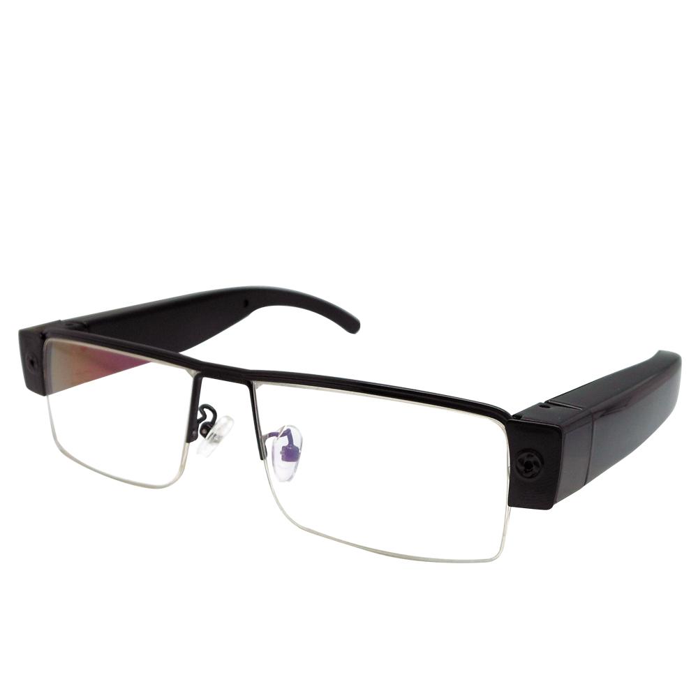 【CHICHIAU】Full HD 1080P 時尚眼鏡造型微型針孔攝影機