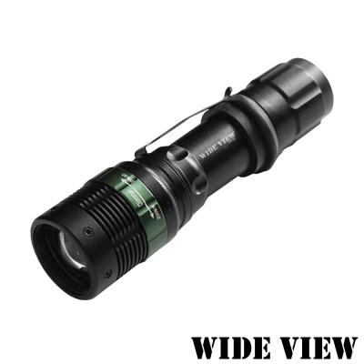 【WIDE VIEW】Q5 LED強光變焦手電筒(ZL-W109-T)