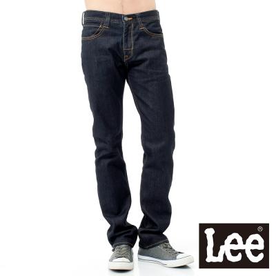 Lee 牛仔褲 724中腰標準合身-男款(原藍)