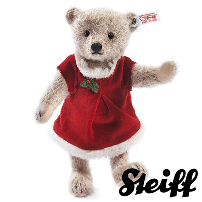 STEIFF德國金耳釦泰迪熊 - Romy Teddy bear