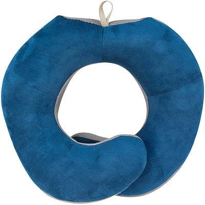 TRAVELON 3in1環繞護頸枕(藍)