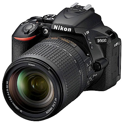 贈電池) Nikon D5600 18-140mm KIT單眼相機公司貨