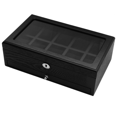 PARNIS BOX 精緻原木收藏盒 10只裝 抽屜 木盒03