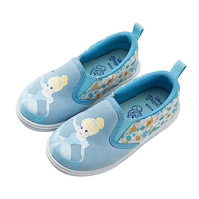 迪士尼 仙履奇緣 仙杜瑞拉公主 Q版造型 便鞋