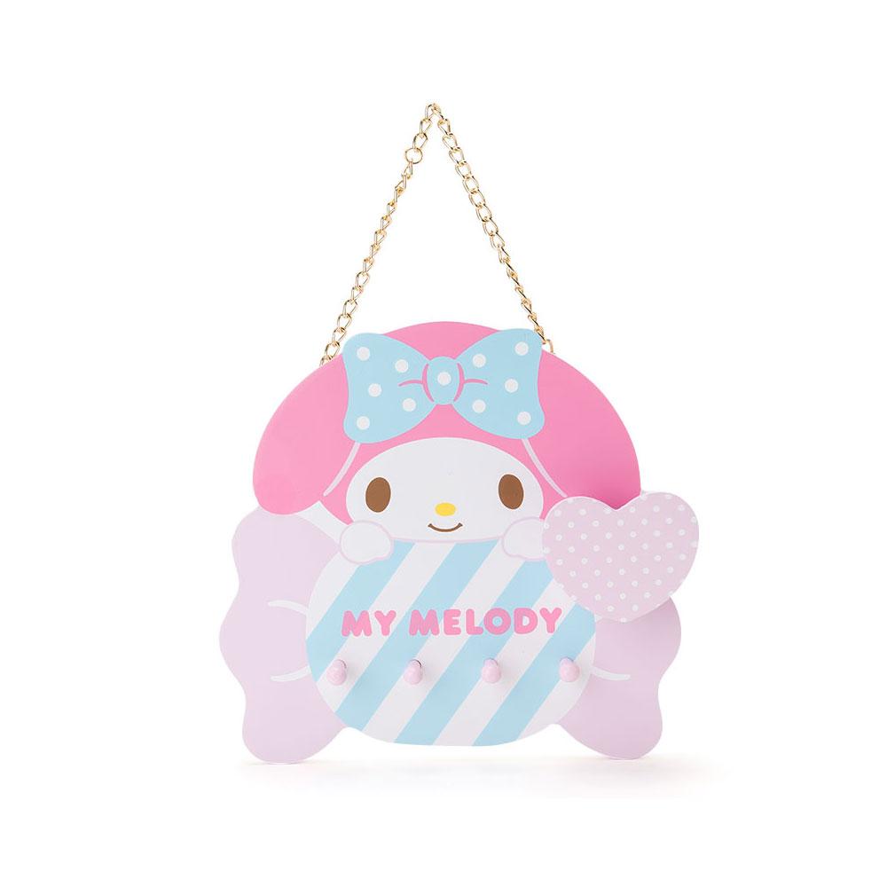 Sanrio 美樂蒂造型鑰匙/飾品掛勾(糖果)