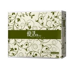 Livi 優活 抽取式衛生紙120抽12包6袋 x2箱