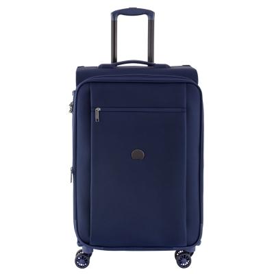 DELSEY法國大使 MONTMARTRE PRO -23吋行李箱-藍色