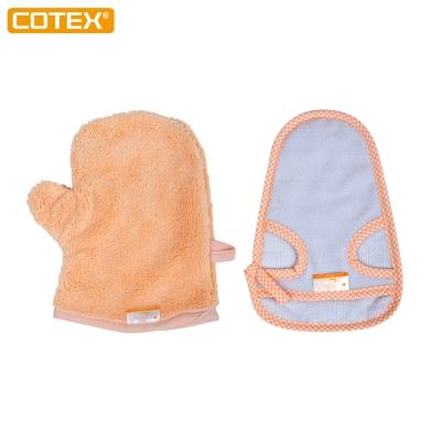 COTEX 寶寶SPA洗澡手套 沐浴手套